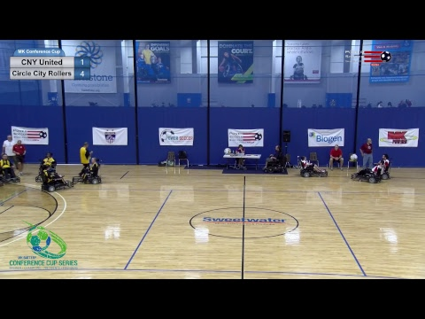 2018 MK Battery Cup - CNY United V Circle City Rollers