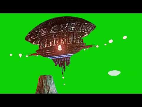 Green Screen Close Encounters Of The Third Kind
