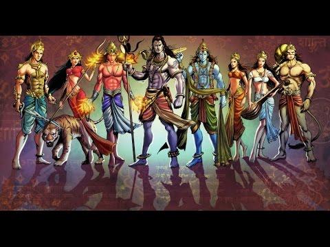 10 Immortals of Hindu Mythology