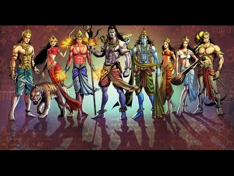 10 immortals of hindu mythology youtube