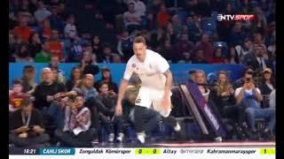 Josh Adams Smaç Yarışması Performansı - All Star 2018 Türkiye