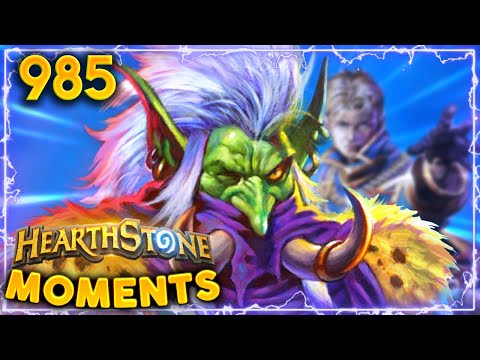 This NEW Zul'jin Priest Is TOTALLY OP | Hearthstone Daily Moments Ep.985