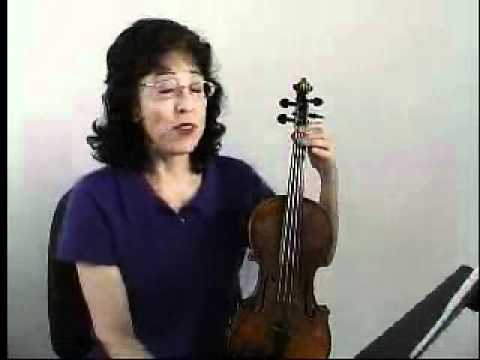 Violin Song Lesson - How To Play Enter Sandman