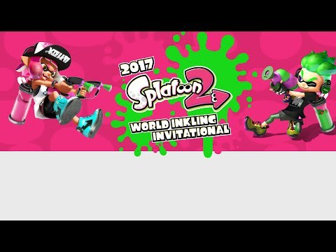 2017 Splatoon 2 World Inkling Invitational - E3 2017 (Nintendo Switch)