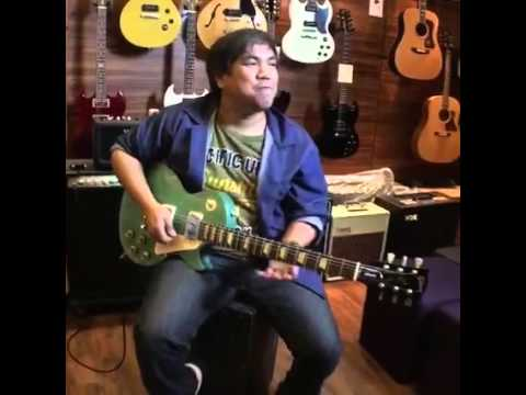 MUSIC CONCEPT LIVE! Gibson Les Paul Test w/ โอม Cocktail, แอร์ The Mousses Part 2