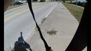 """""""He is schizophrenic:"""" Deputies release 911 call, body-cam footage of Pasco shootout"""