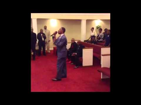 "Pastor Clarence Sellers Jr ""God Will Do A  New Thing"""