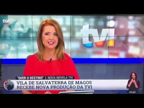 Reportagem Da TVI Em Salvaterra De Magos