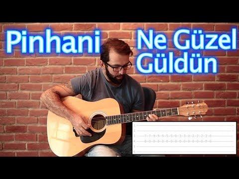 Pinhani - Ne Güzel Güldün Nasıl Çalınır? // Akustik Cover