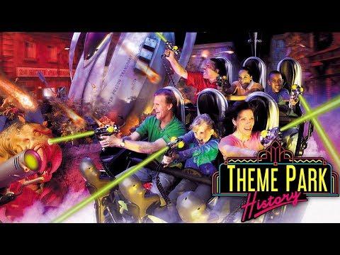 The Theme Park History of Men In Black Alien Attack (Universal Studios Florida)