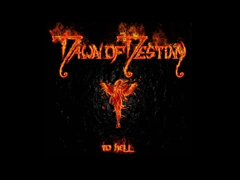 """DAWN OF DESTINY: """"TO HELL"""" [official video] Album release date 02.10.2015"""