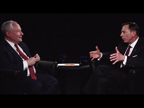 General David Petraeus on his Command in Iraq