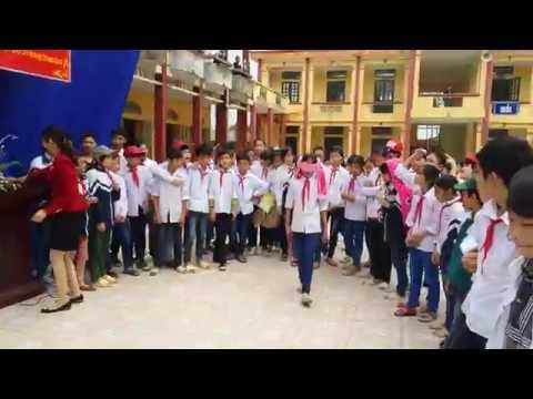 THCS Hùng Thắng 26.3.2014
