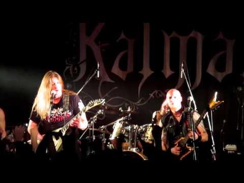 Kalmah ( live @ PALOOZA, Kashiwa Chiba Japan 20.03.2016)