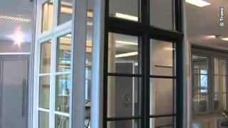 Profel Select ramen in pvc, alu of hout, Vanhouwe Dendermonde en Wemmel(In onze showrooms, in Dendermonde en Wemmel, kunt u kiezen uit een waaier van buitenschrijnwerk in PVC, ALUMINIUM en HOUT en dit van de hoogste ..., 2015-01-23T16:50:14.000Z)
