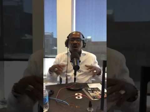 Dr.Carl E Jackson-RODD Christian Church St.Louis Radio Broadcast 06/10/2017