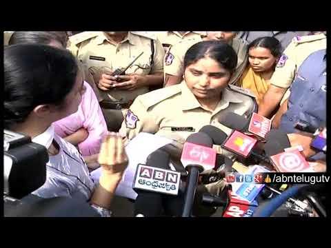 Revanth Reddy wife demands Police over Revanth Reddy Arrest | ABN Telugu