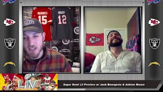 Super Bowl LV Preview Show - Buccaneers vs. Chiefs - The Blitz Breakdown