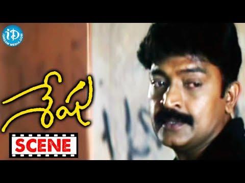 Sheshu Movie - Rajasekhar, Kaveri Emotional Love Scene