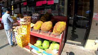 ⁴ᴷ⁶⁰ Walking NYC (Narrated) : Jackson Heights, Queens (Little India, Little Tibet, Little Colombia)