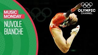 Lieke Wevers' Artistic Gymnastics Performance to Nuvole Bianche @ Rio 2016 | Music Monday