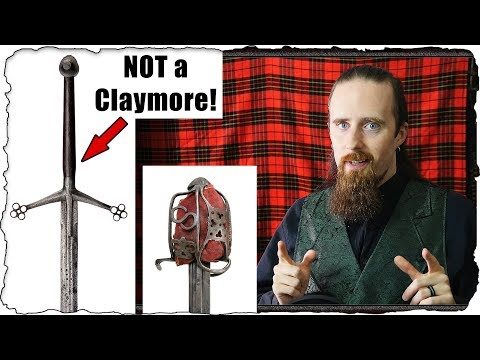 What Is A Claymore? - An Introduction To Scottish Swords