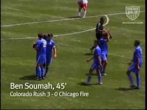 Chicago Fire vs. Colorado Rush: U-17/18 Finals Week Highlights