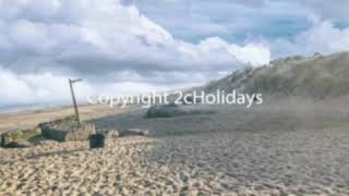 Hemsby beach in Norfolk and we have Chalets to hire near this beach