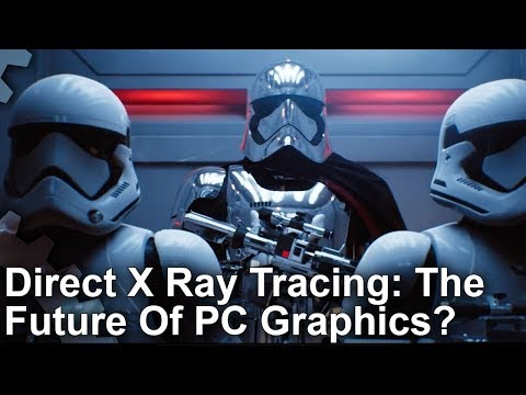 Tech Focus: Ray Tracing - The Future of Gaming Graphics?