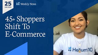AMZ Removes Quantity Limits For Shipping, 45+ Shopper Boom, & More | Helium 10 Weekly News