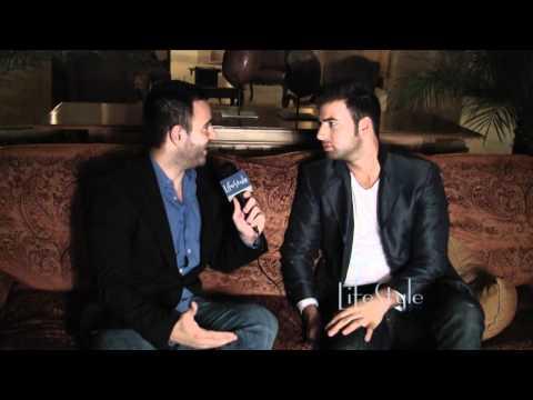 Detrás de cámaras y entrevista con Jencarlos Canela para LifeStyle Miami.com