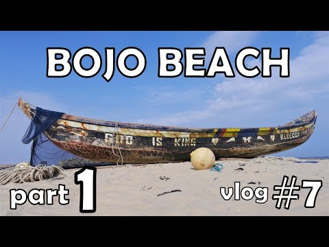 ACCRA VLOG #7: BOJO BEACH with my family! (part 1)