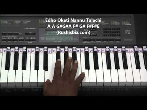 Naalone Pongenu Narmada Piano Tutorials (Surya s/o Krishnan)