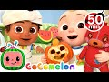 Halloween Dress Up Song + More Nursery Rhymes & Kids Songs - CoComelon