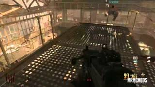 BO2 Glitches: Buried - Stay on LSAT Platform Forever! Zombies Cannot Attack!