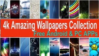 Top 30 Wallpapers for Android & PC 2018 | Best Wallpapers Apps(free)