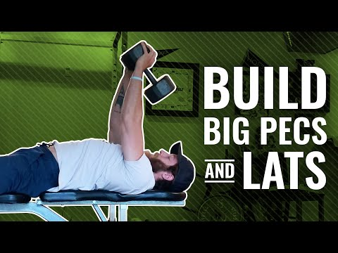 Dumbbell Pullover Guide | How To, Muscles Worked, Mistakes