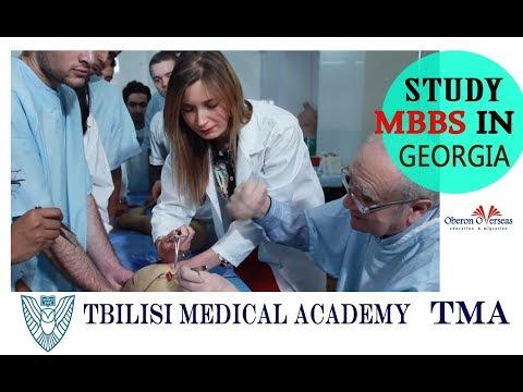 Tbilisi Medical Academy,Georgia