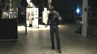 Cyberman: Unwritten love song, Dubstep dance