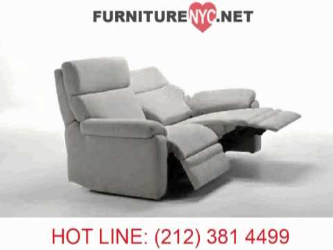Recliner Sofas How Does It Work Furniturenyc Youtube