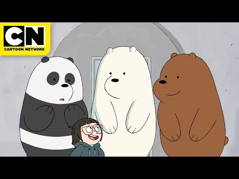 We Bare Bears | Chloe's Cousin | Cartoon Network