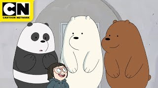 We Bare Bears | Chloe's Cousin | Cartoon Network