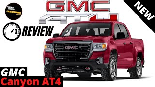 GMC Canyon AT4 2021 - Night Test Drive & Review (4K)