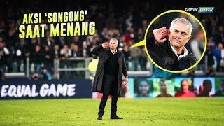 KALAU MENANG GITU YA OM? OK! 5 Selebrasi Kontroversi TerSongong Dari Jose Mourinho