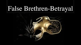 Judas-False Brethren-Betrayal