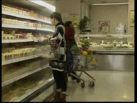 Ab Fab Supermarket