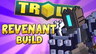 "REVENANT U9 & ULTRA SHADOW TOWER END-GAME ""BUILD"" - Trove PC, Xbox One, PS4"