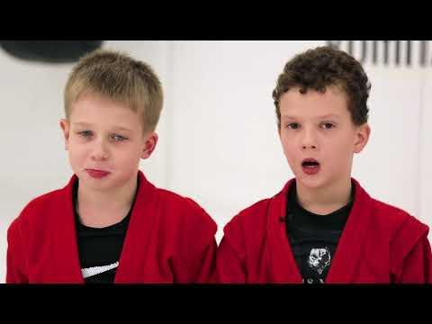 видео: САМБО и ДЗЮДО. Будущие чемпионы