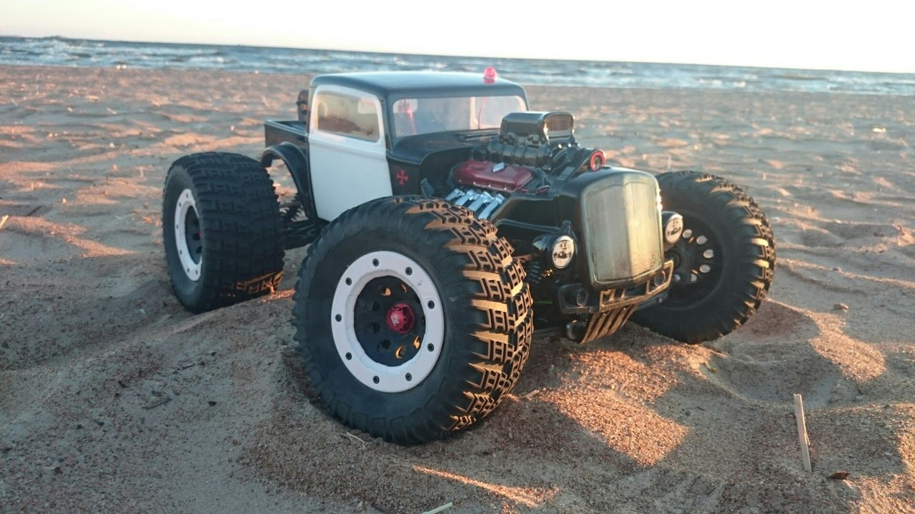 Baja Truck For Sale >> Rat Rod MT4G3, Baja Bug MT4G3 and Savage Flux XL beautiful ride at sunset - YouTube
