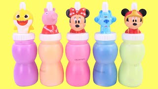 Slime Surprises Magical Microwave with Peppa Pig, Baby Shark, Blue's Clues & You